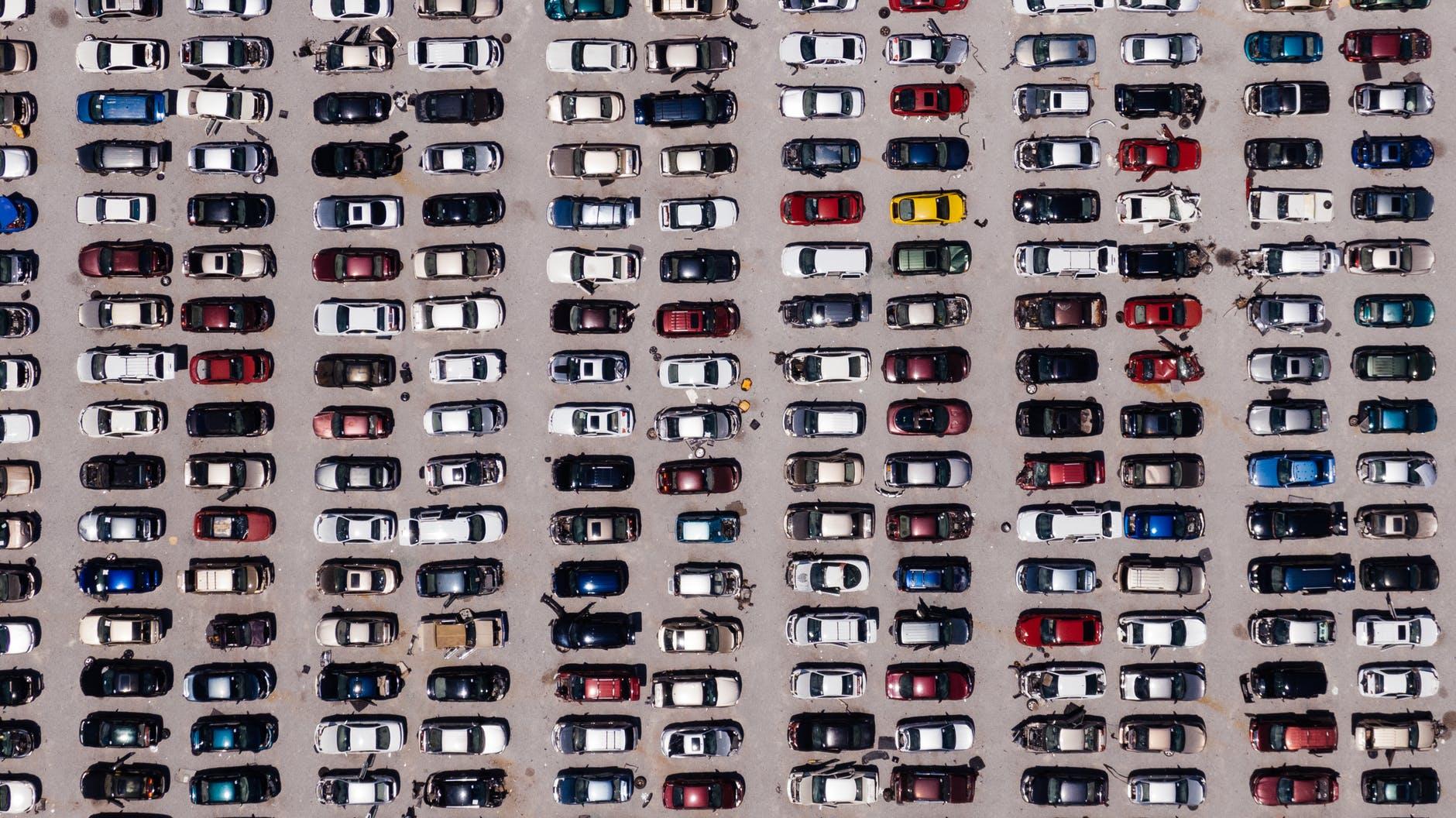 много авто